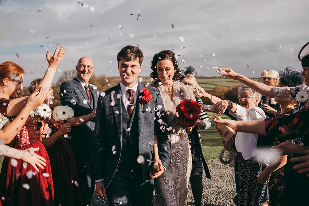 trevenna vintage weddings - Image 59