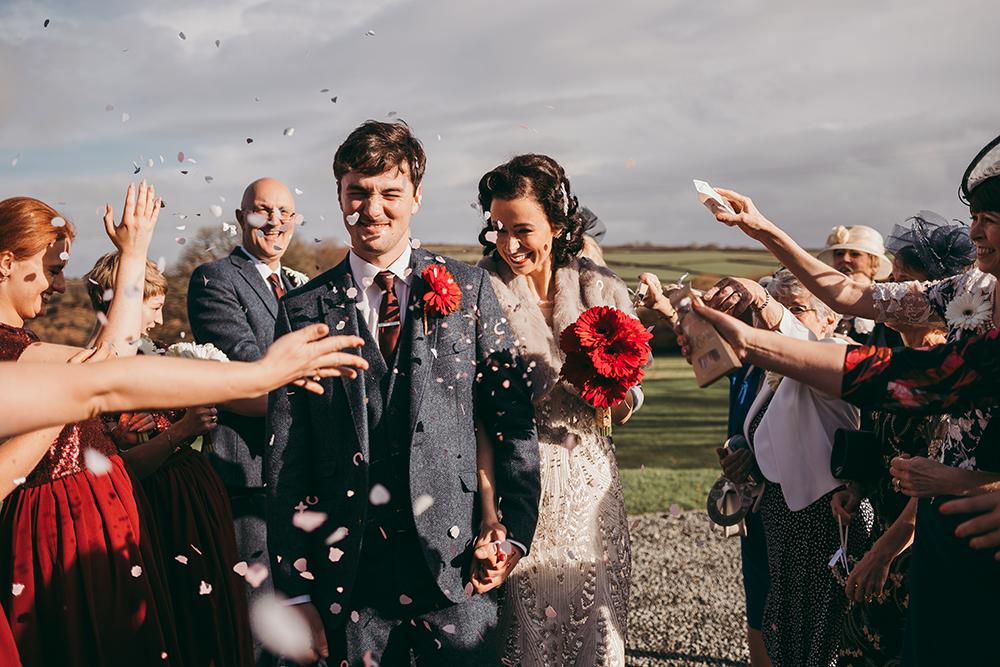trevenna vintage weddings - Image 60