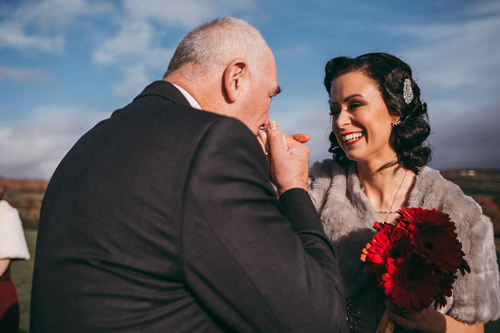 trevenna vintage weddings - Image 62