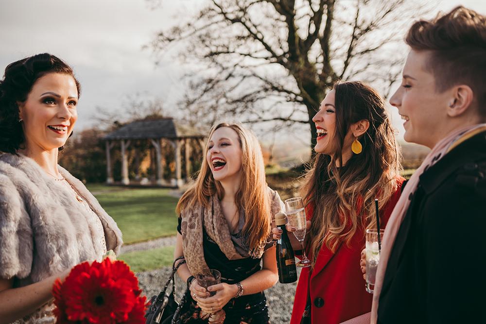 trevenna vintage weddings - Image 63