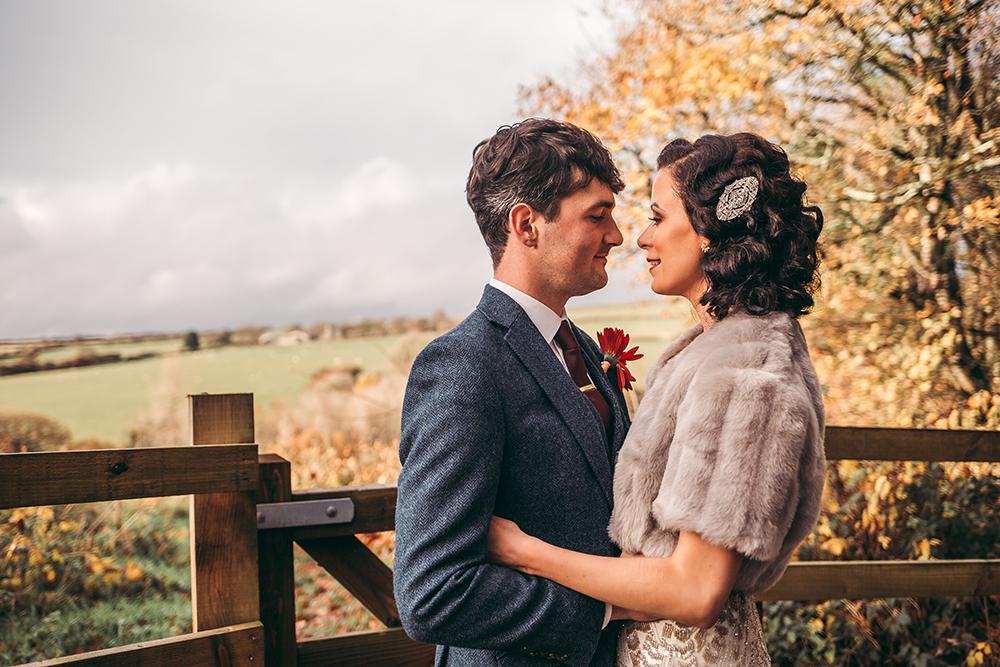 trevenna vintage weddings - Image 75