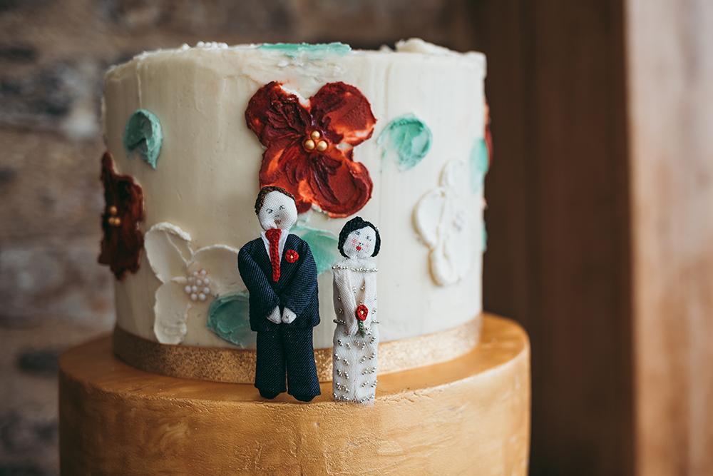 trevenna vintage weddings - Image 78