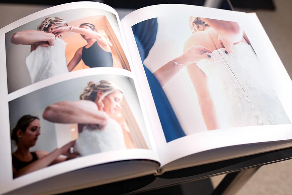 wedding photography album - 2