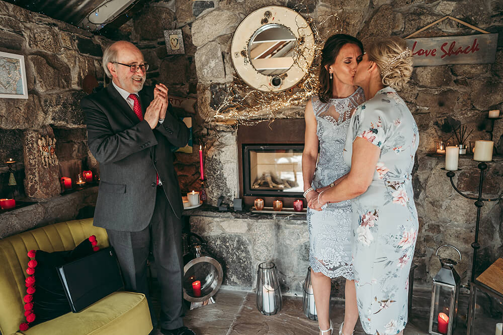 elopement weddings in cornwall - 33
