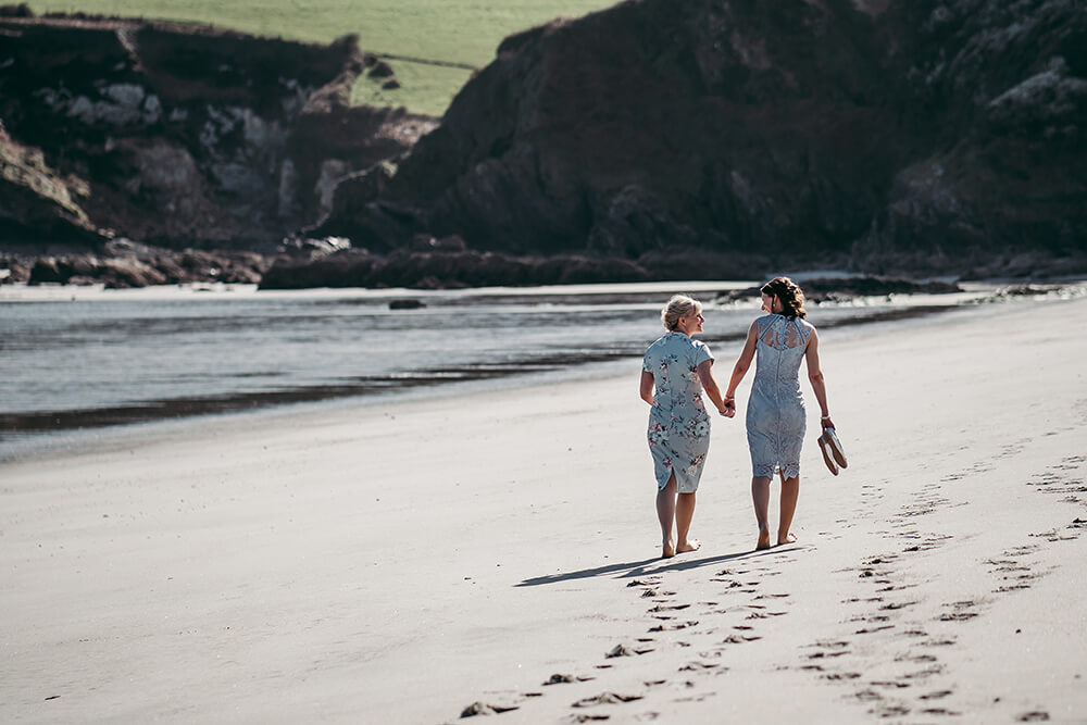 elopement weddings in cornwall - 50