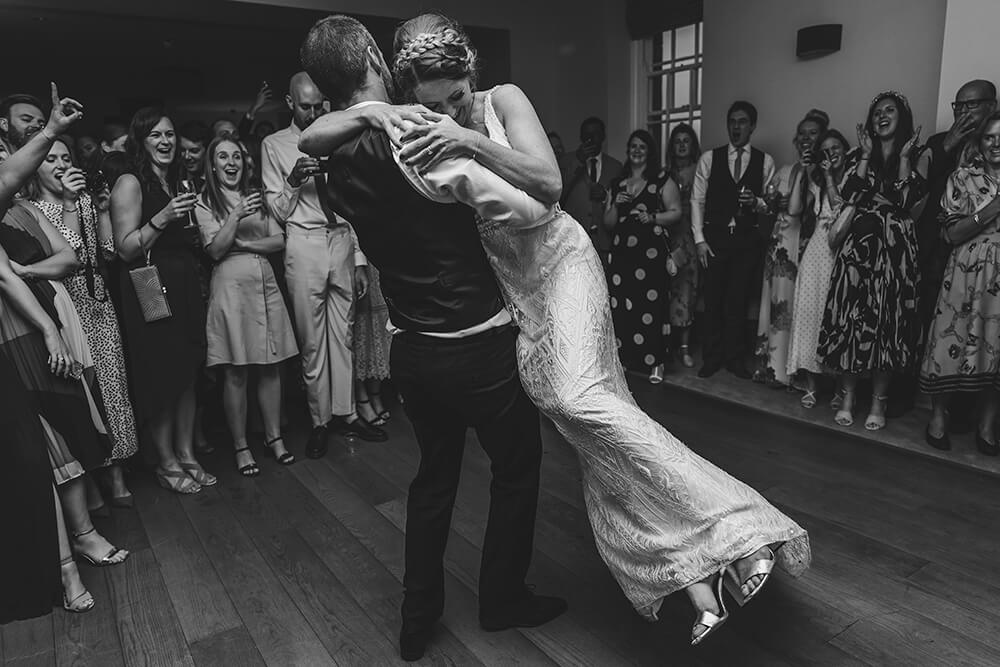 pendennis castle first dance