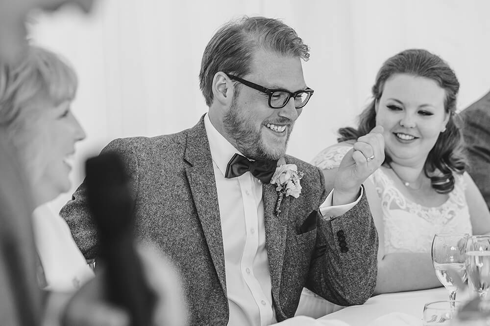 fowey harbour hotel wedding photography - Image 100