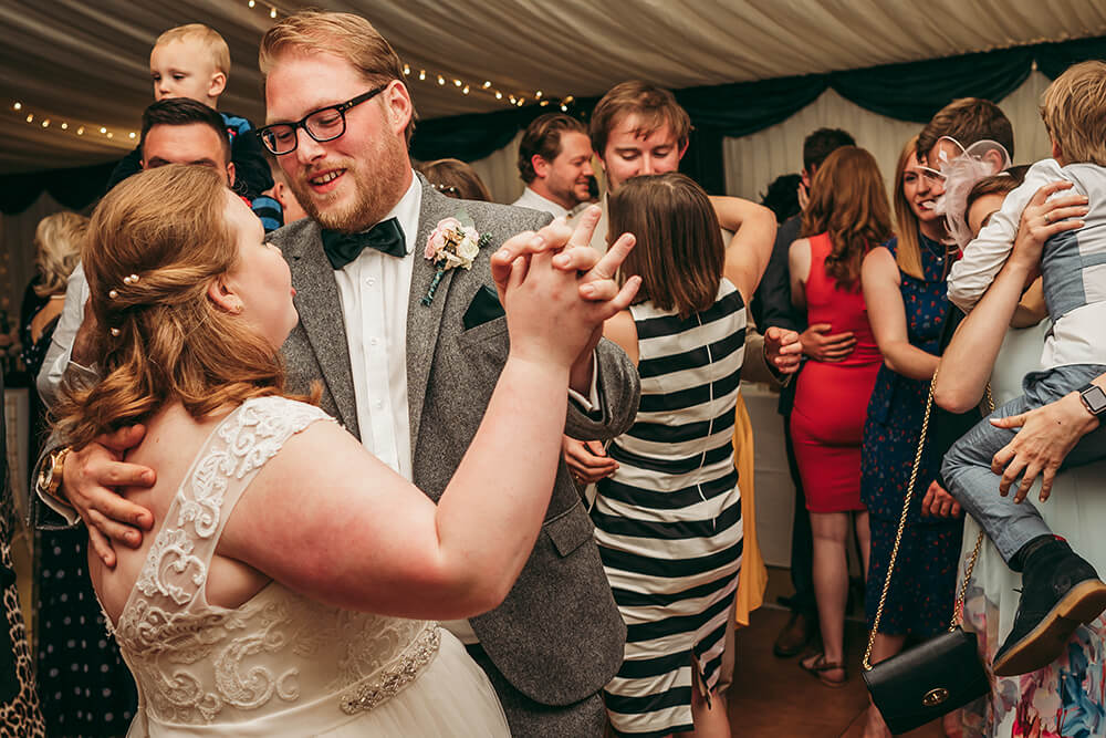 fowey harbour hotel wedding photography - Image 104