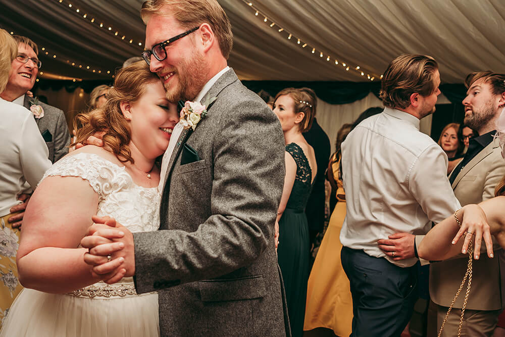 fowey harbour hotel wedding photography - Image 105