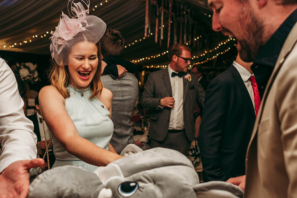 fowey harbour hotel wedding photography - Image 108