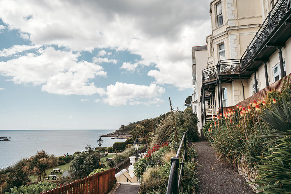 fowey harbour hotel wedding photography - Image 2