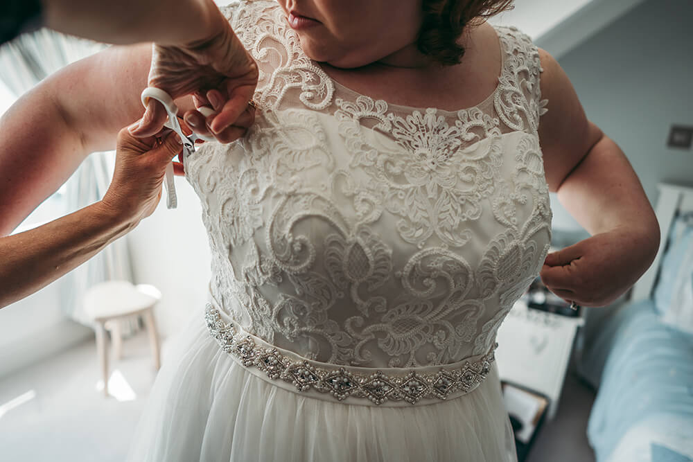 fowey harbour hotel wedding photography - Image 22