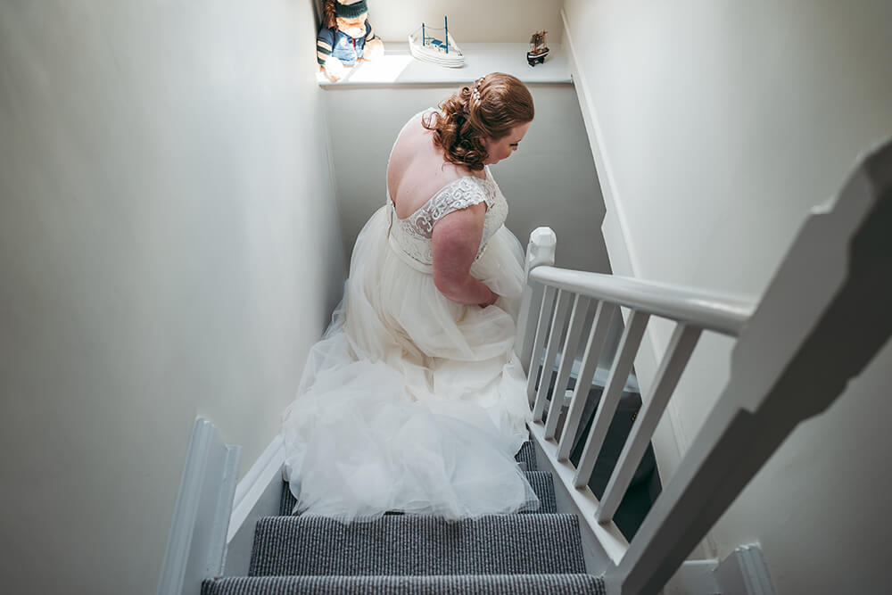 fowey harbour hotel wedding photography - Image 23