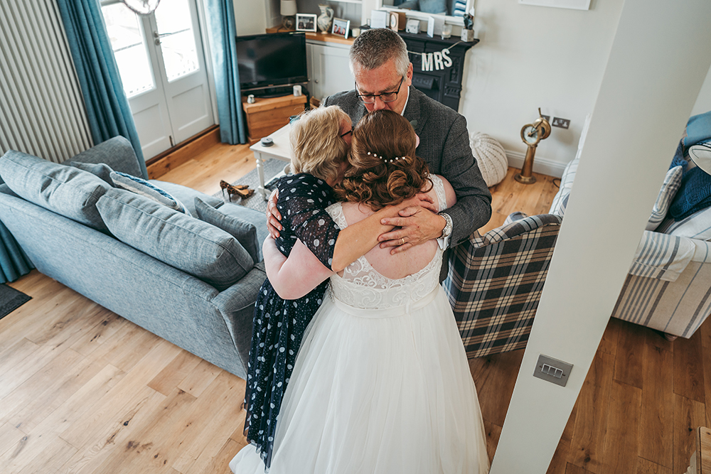 fowey harbour hotel wedding photography - Image 25