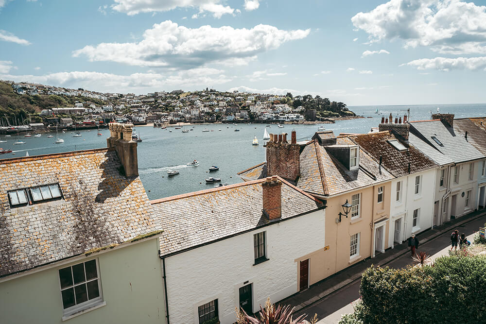 fowey harbour hotel wedding photography - Image 28