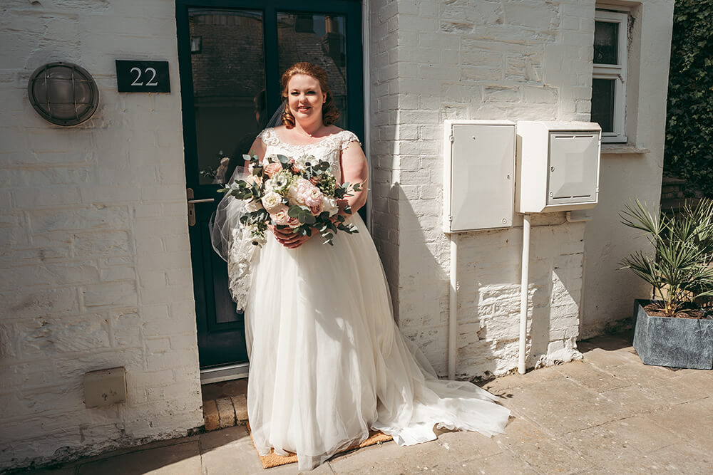 fowey harbour hotel wedding photography - Image 33