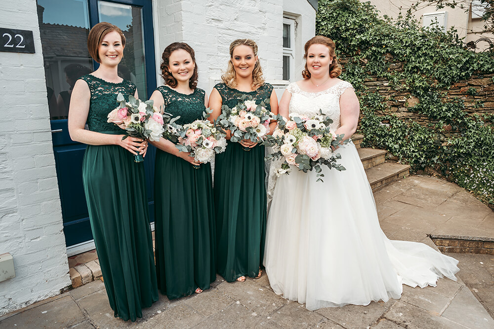 fowey harbour hotel wedding photography - Image 36