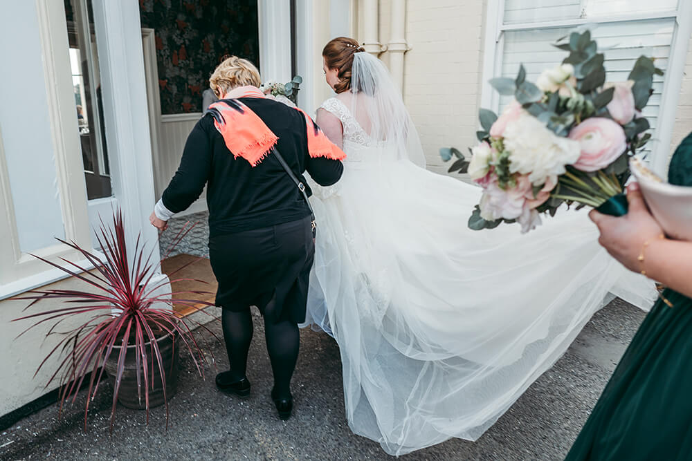 fowey harbour hotel wedding photography - Image 39