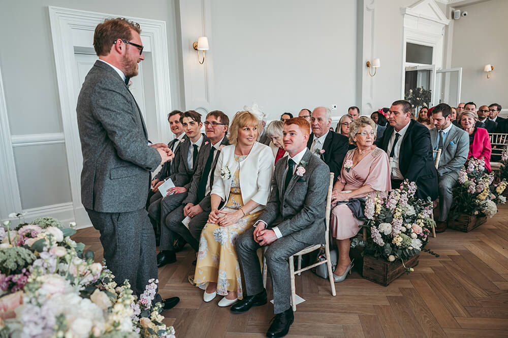 fowey harbour hotel wedding photography - Image 46