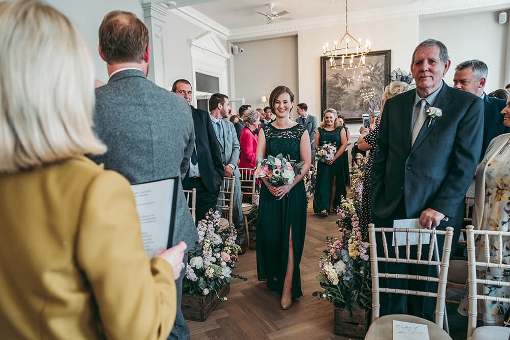 fowey harbour hotel wedding photography - Image 48