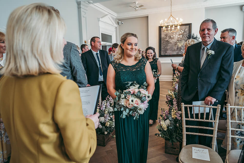 fowey harbour hotel wedding photography - Image 49