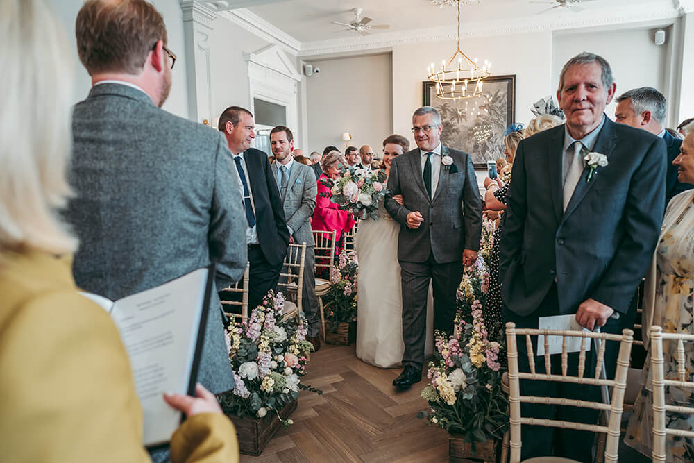 fowey harbour hotel wedding photography - Image 51