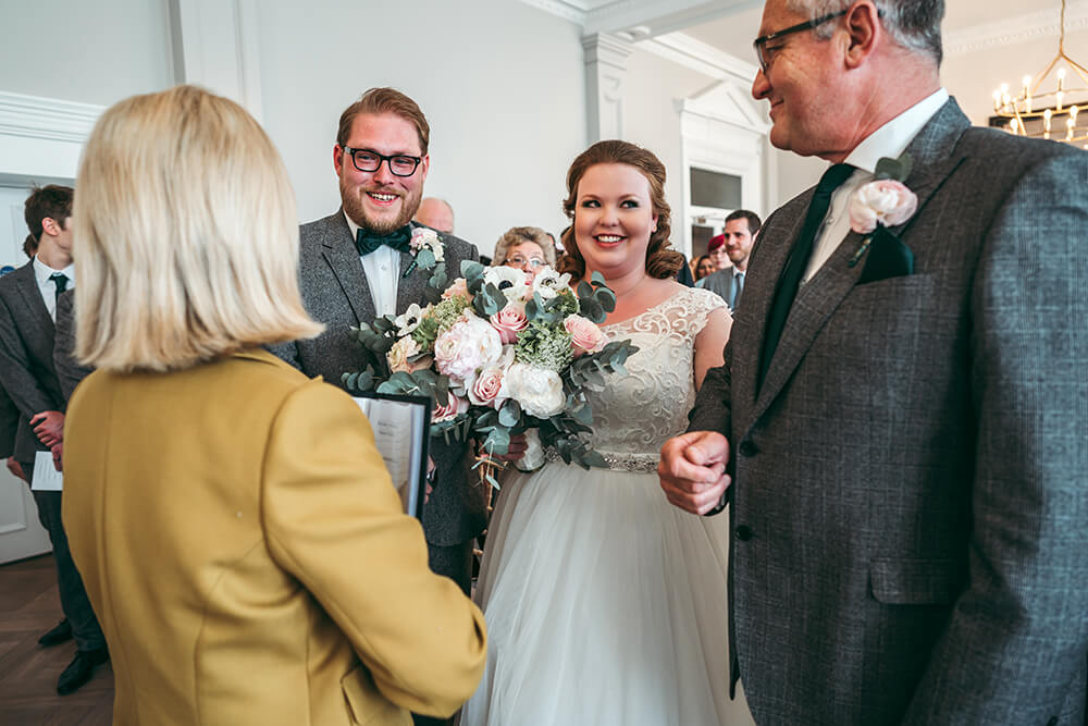 fowey harbour hotel wedding photography - Image 53