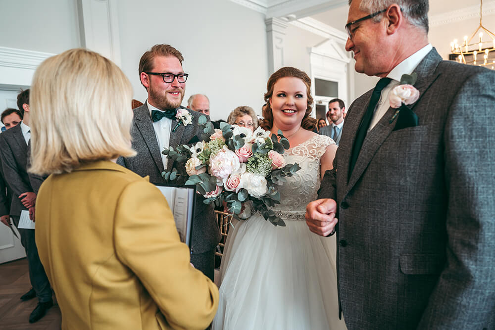 fowey harbour hotel wedding photography - Image 54