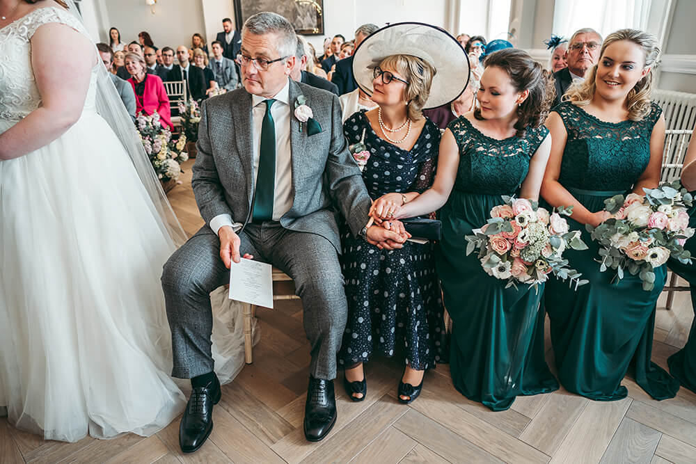 fowey harbour hotel wedding photography - Image 57