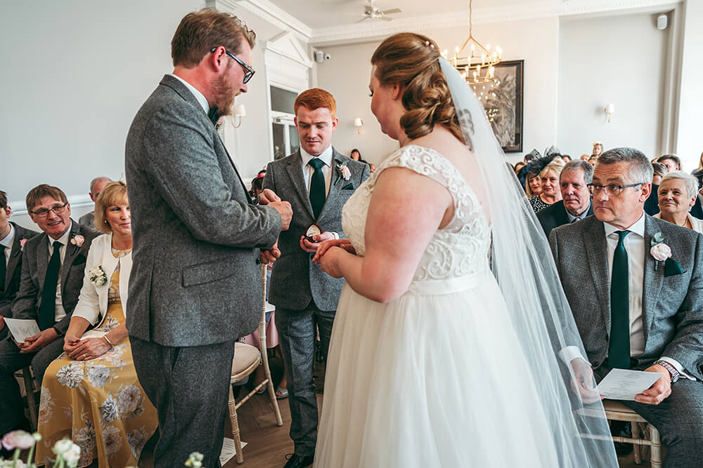 fowey harbour hotel wedding photography - Image 59