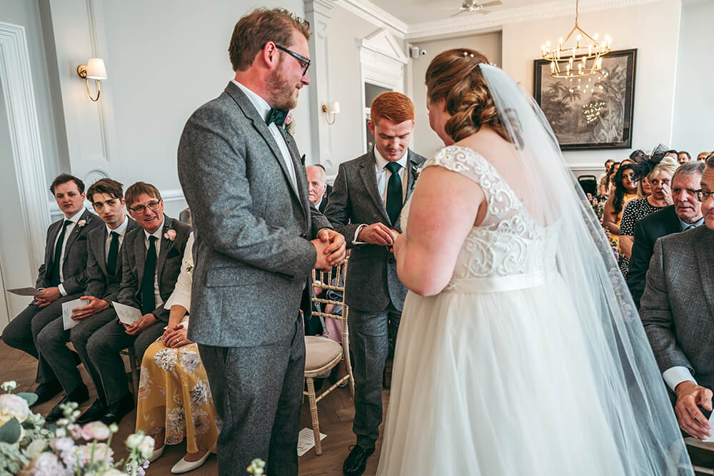 fowey harbour hotel wedding photography - Image 61