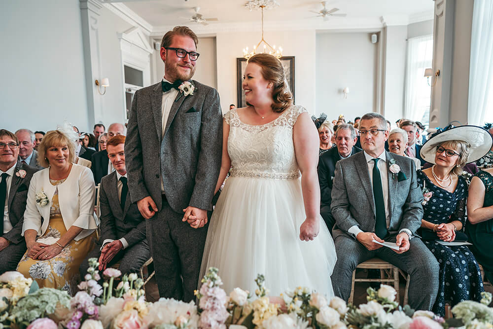 fowey harbour hotel wedding photography - Image 63