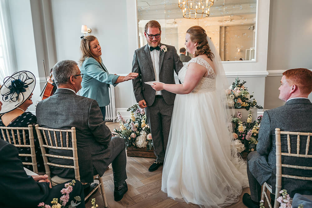 fowey harbour hotel wedding photography - Image 65