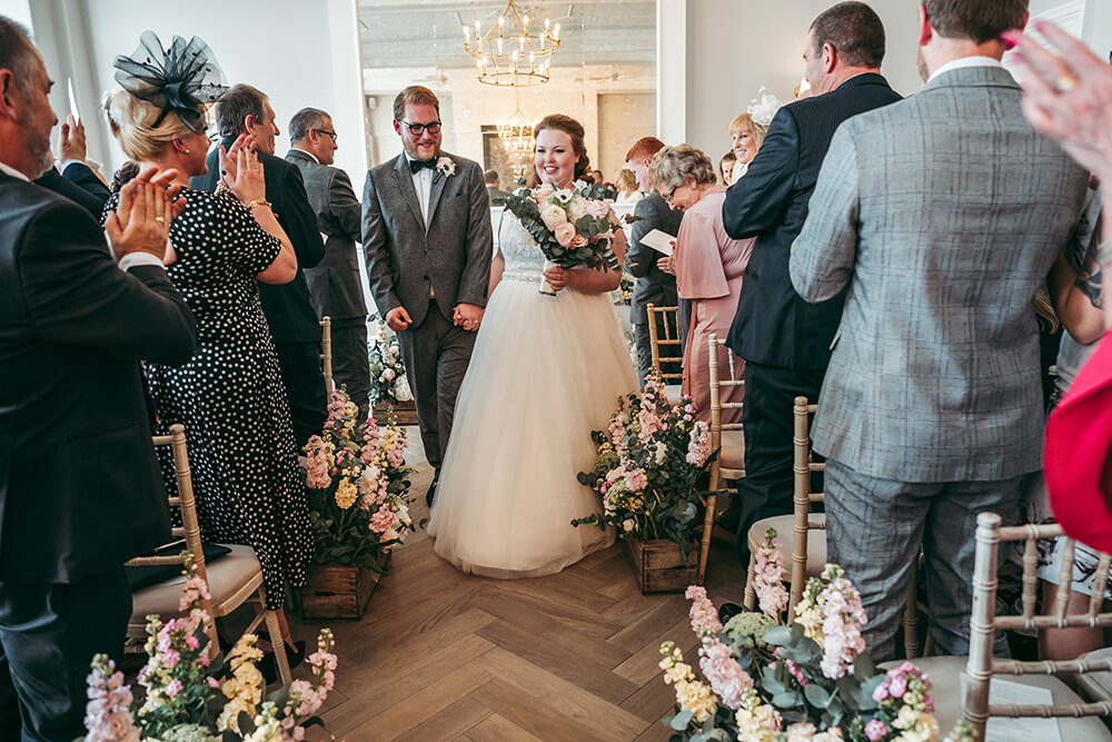fowey harbour hotel wedding photography - Image 67