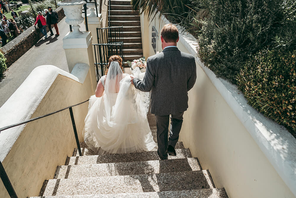 fowey harbour hotel wedding photography - Image 71