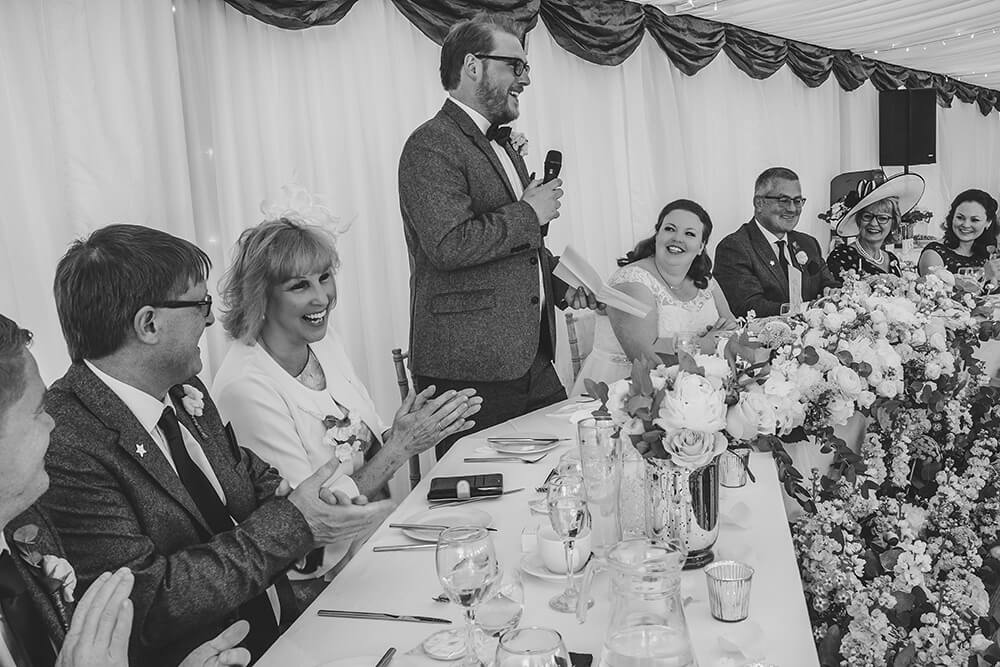 fowey harbour hotel wedding photography - Image 95