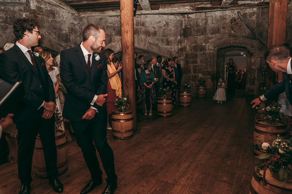 pendennis castle cornwall weddings - 44