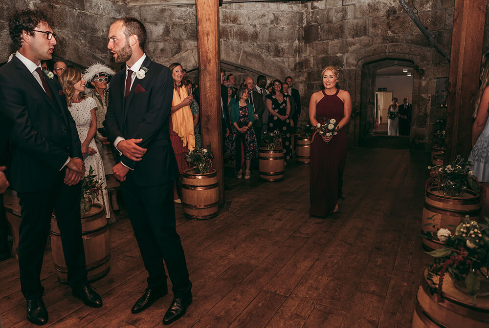 pendennis castle cornwall weddings - 46