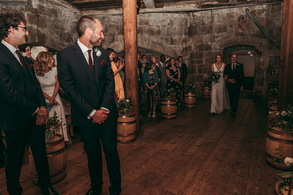 pendennis castle cornwall weddings - 47