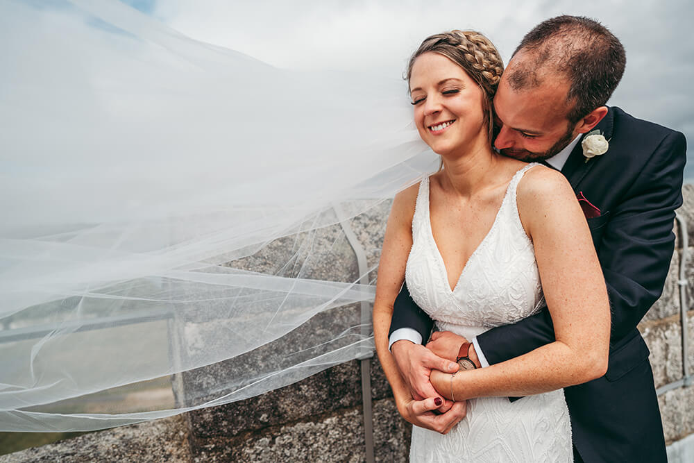 pendennis castle cornwall weddings - 74