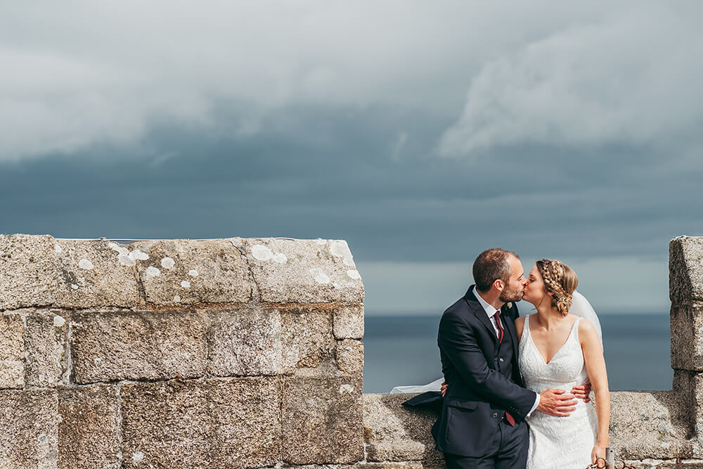 pendennis castle cornwall weddings - 76