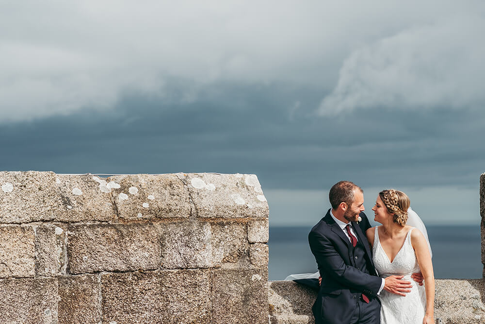 pendennis castle cornwall weddings - 77