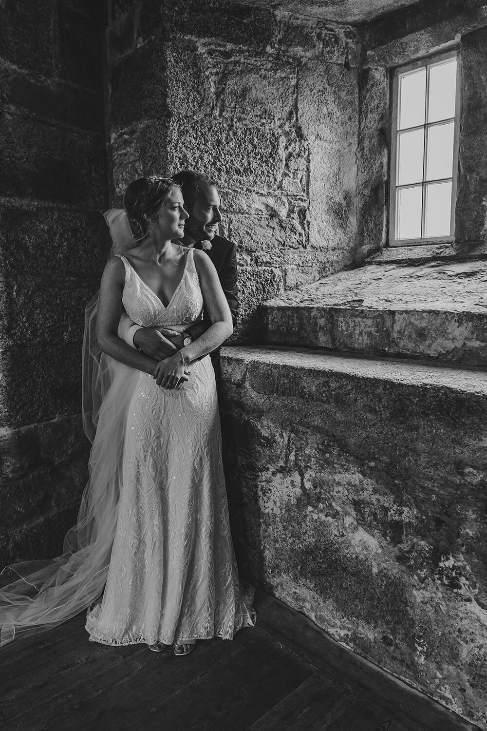 pendennis castle cornwall weddings - 78