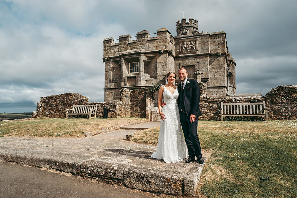 pendennis castle cornwall weddings - 79