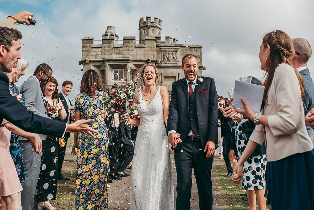 pendennis castle cornwall weddings - 82