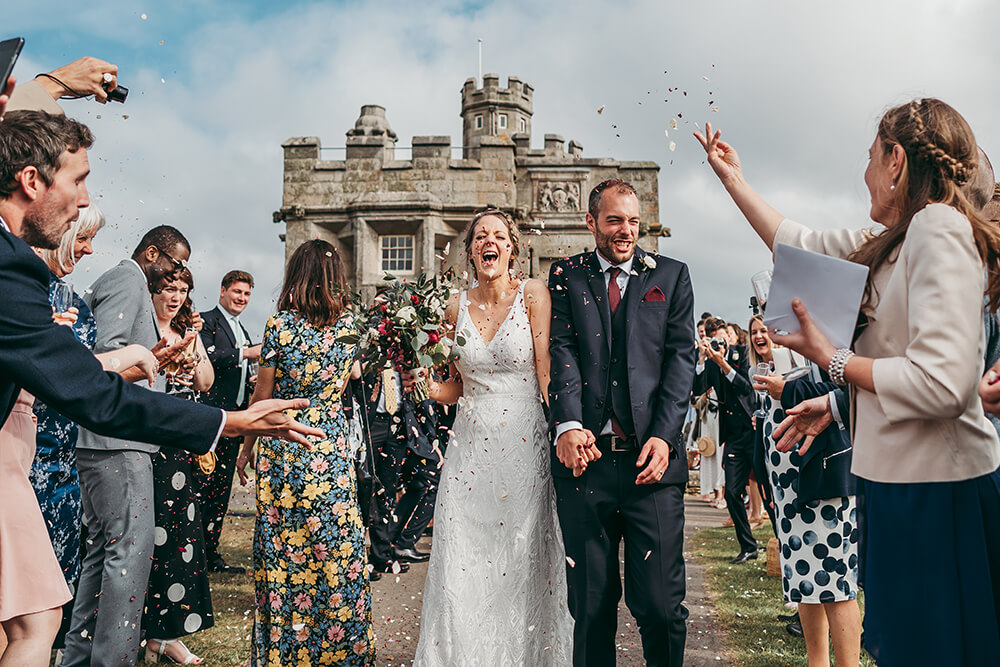 pendennis castle cornwall weddings - 83