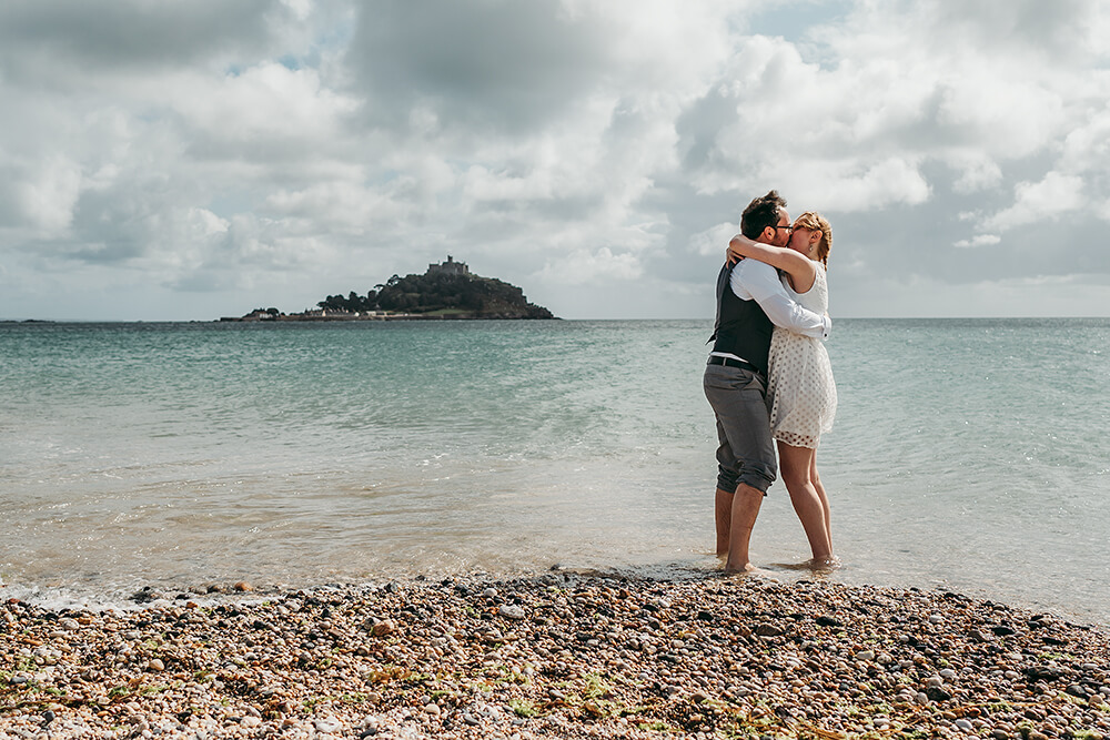 st michaels mount weddings