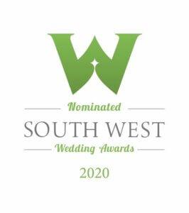 south west wedding awards photographer