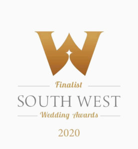 Finalist South West Wedding Awards 2020 Tracey Warbey Wedding Photography