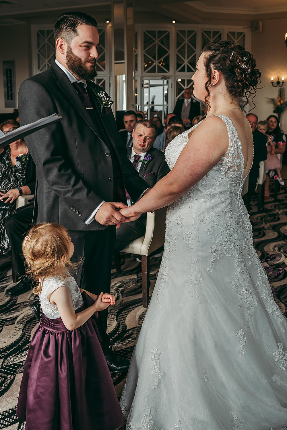 carlyon bay hotel st austell weddings - 11
